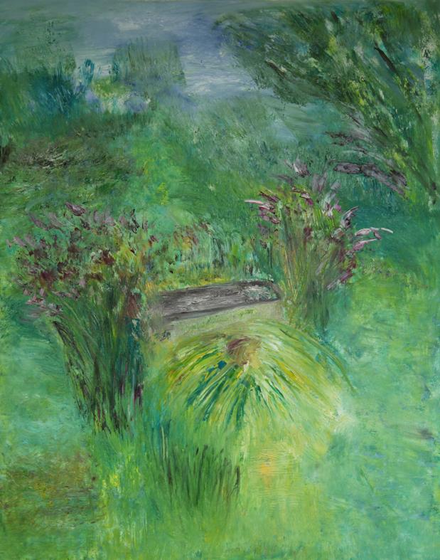 Marij Aarntzen, tuinen van Marij